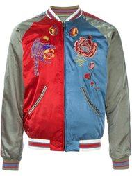 двухсторонняя куртка-бомбер 'J-Oito' Diesel