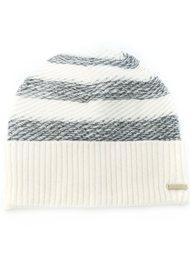 шапка в полоску Woolrich