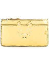 кошелек для мелочи 'Feline' Charlotte Olympia