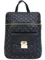стеганый рюкзак  Love Moschino