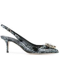 туфли-лодочки 'Belluci' с украшением Dolce & Gabbana