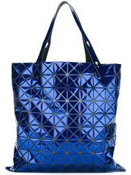 сумка-шоппер с геометрическим узором Bao Bao Issey Miyake