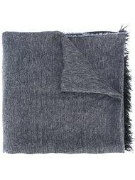 шарф с необработанными краями   Dondup