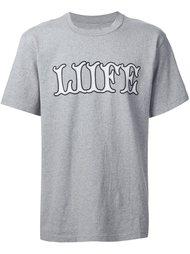 футболка 'Wife' Sacai