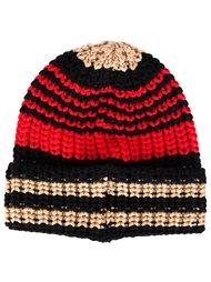 шапка в полоску Sonia Rykiel