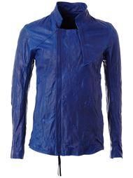 байкерская куртка на молнии Boris Bidjan Saberi