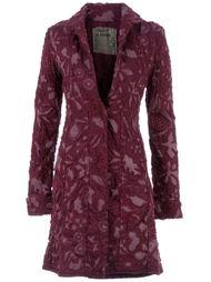 пальто с цветочным узором Projet Alabama
