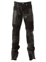 лоскутные джинсы Kohzo