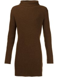 свитер в рубчик Ann Demeulemeester
