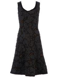 платье с цветочной вышивкой Projet Alabama