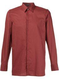 рубашка на пуговицах Ann Demeulemeester