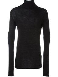 свитер-водолазка  Lanvin