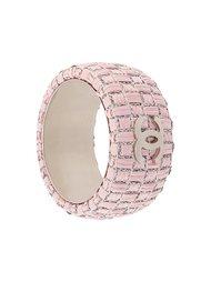 плетеный браслет Chanel Vintage
