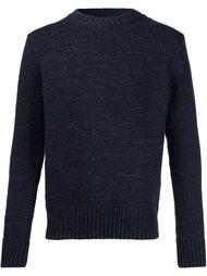 свитер с круглым вырезом  Rrl