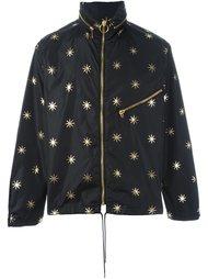 куртка с принтом звезд Palm Angels