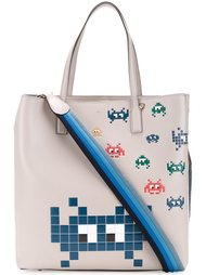 сумка на плечо 'Space Invaders'  Anya Hindmarch