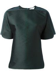 блузка с короткими рукавами Carven
