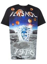 футболка 'Universe Medusa'  Versace