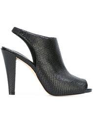 туфли-лодочки с открытой пяткой Michael Michael Kors