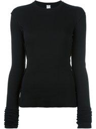 свитер в рубчик Damir Doma