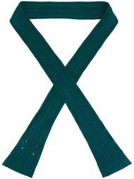 гофрированный шарф Maison Margiela