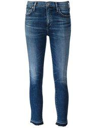 укороченные джинсы  Citizens Of Humanity
