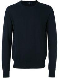 классический свитер  Fay