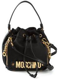 сумка-мешок на плечо Moschino