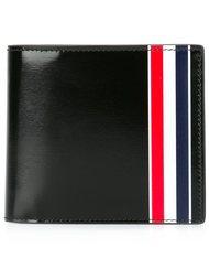 бумажник с контрастными полосками Thom Browne