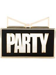 'Lady Me Party Night' clutch Sara Battaglia
