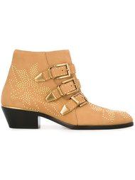 ботинки 'Susanna' с заклепками Chloé