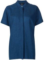 рубашка с короткими рукавами  Zero + Maria Cornejo