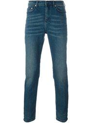 джинсы кроя супер-скинни Neil Barrett
