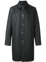 однобортное пальто Stutterheim