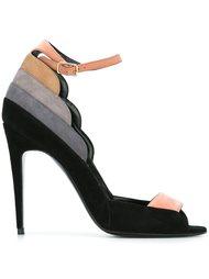 босоножки 'Roxy' с открытым носком Pierre Hardy