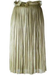 плиссированная юбка 'Rose' Maria Lucia Hohan