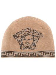 шапка 'Medusa' Versace