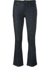 укороченные расклешенные брюки Victoria Victoria Beckham