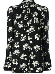 рубашка с цветочным узором Proenza Schouler