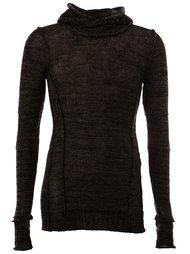 свитер с капюшоном  Masnada