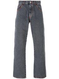джинсы прямого кроя  Gosha Rubchinskiy