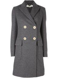 классическое двубортное пальто Stella McCartney