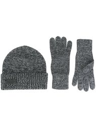 комплект из шапки и перчаток Dsquared2