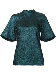 блузка с блестками Ellery