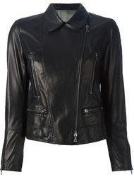 байкерская куртка с карманами на молнии Sylvie Schimmel