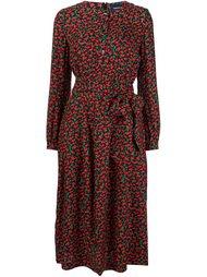 платье с цветочным узором  Vanessa Seward
