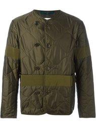 стеганая куртка Oamc