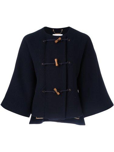 короткая куртка свободного кроя  Chloé