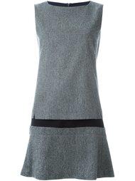 платье с заниженной талией Jil Sander Navy