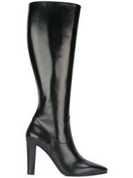 высокие сапоги 'Lily 95' Saint Laurent